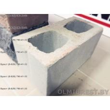 Блоки демлер в Бресте размер 20х20х40