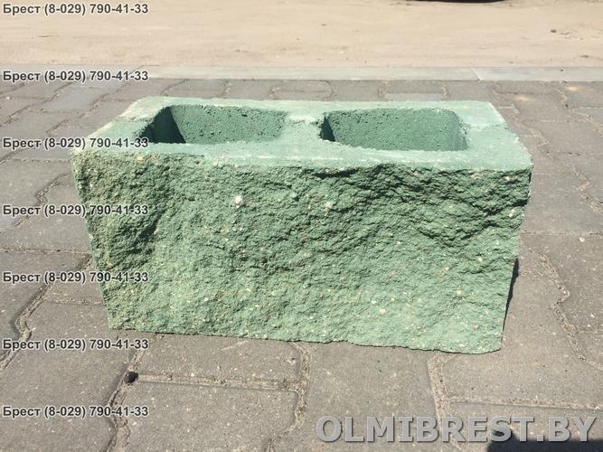 Блок демлер фото зелёный