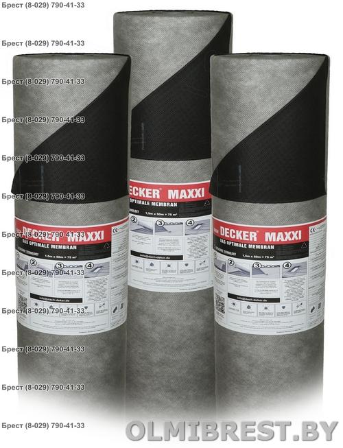 мембрана для крыши Decker MAXXi 180