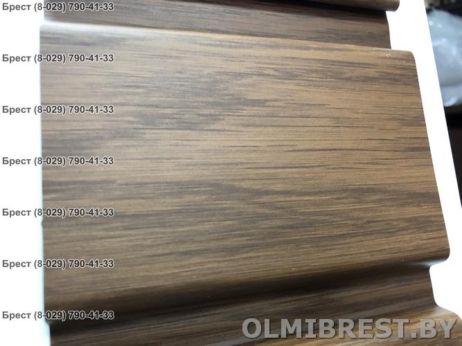 Соффит VOX SVP-08 Орех без перфорации