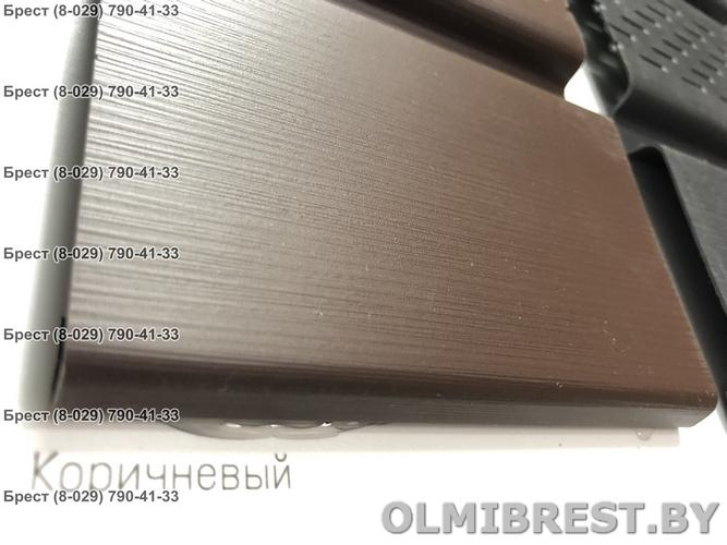 Соффит VOX SV-08 Коричневый без перфорации