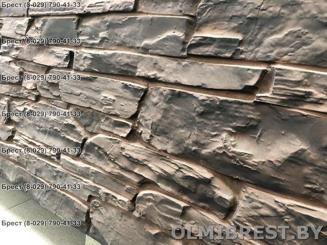 Сайдинг под камень Вокс Сицили в Бресте