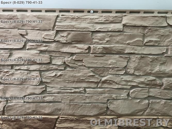 Фасадные панели Вокс Лазио камень