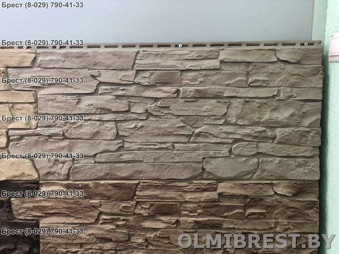 Панели под камень VOX Solid Stone Lazio
