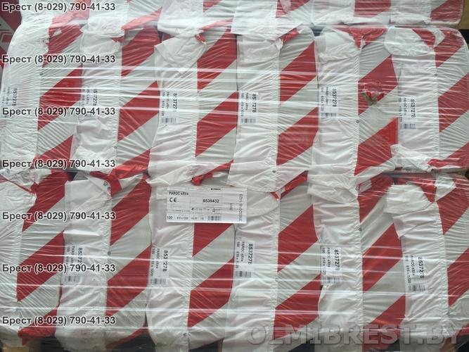 Фото минеральной ваты Парок в Бресте палетта