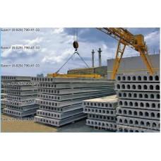 Плиты перекрытия (ПК), фундаментные блоки (ФБС)