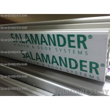 Окна ПВХ Salamander 2D в Бресте