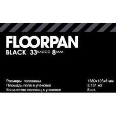 Ламинат KASTAMONU FLOORPAN BLACK 33